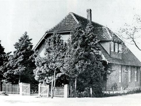 Das alte Vereinshaus