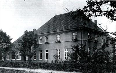 Alte Schule an der Alten Landstraße